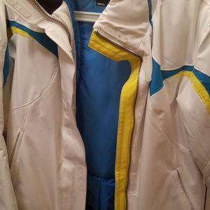 Snyder down ski coat